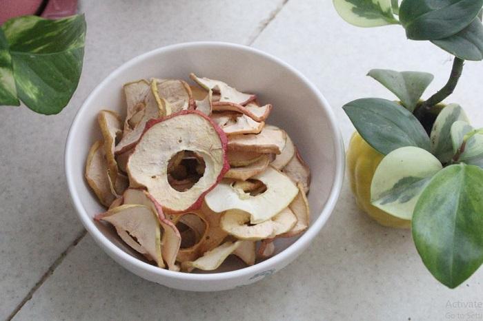 فواید سیب خشک برای سلامتی و خواص